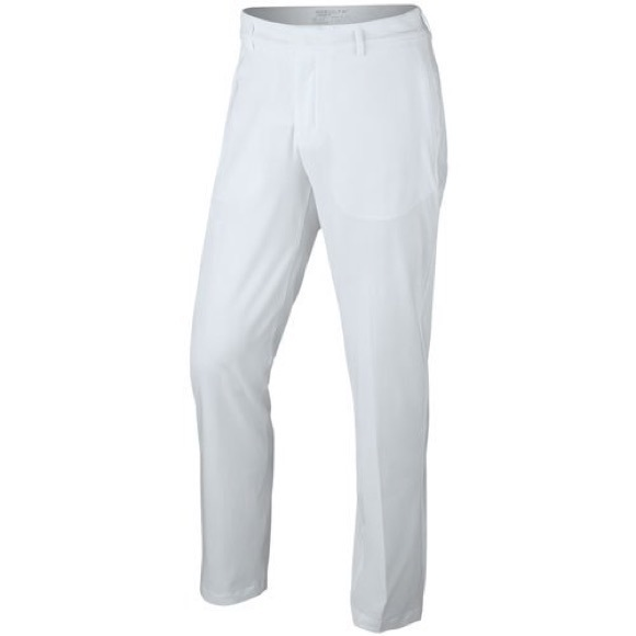 452af5668e2c Nike men flat front stretch woven golf pants